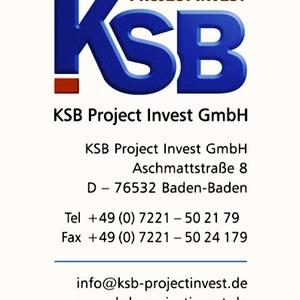 KSB Project Invest GmbH