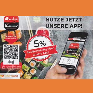 Sushi Kaiser Rheinland GmbH & Co.KG
